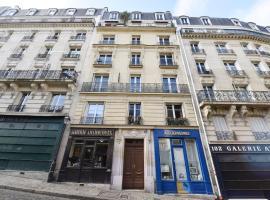 Beautiful 1BR apartment right next to Sacré-Coeur, Montmartre