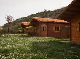 Paraiso Rural, Villanueva de Cameros (Lumbreras yakınında)