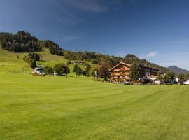 Rasmushof - Hotel Kitzbühel