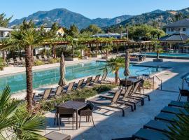 Calistoga Spa Hot Springs