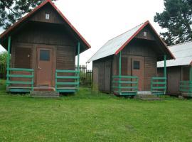 Rekreační středisko Zdeslav, Čistá (Svinařov yakınında)