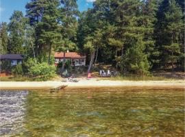 Four-Bedroom Holiday Home in Motala