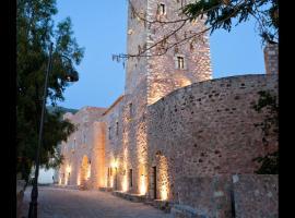Arapakis Historic Castle, Pirgos Dhirou (рядом с городом Kambinára)
