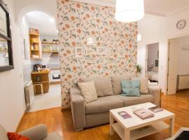 Apartamento Vive en Maravillas