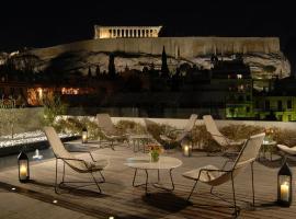 Herodion Hotel, Atenas