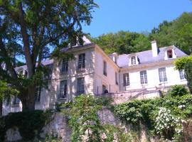 Château au cœur du Val de Loire