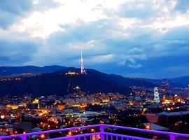Upstairs Hotel Tbilisi