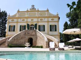 Villa Rinalducci, Fano