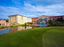 Best Western Premier Castanea Resort Hotel, Lüneburg (Adendorf yakınında)