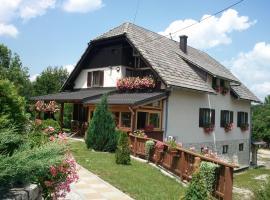 The Krizmanic Family B&B - Plitvice Lakes, Растовача