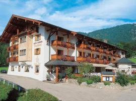 Hotel Bergheimat, Schönau am Königssee (Königssee yakınında)