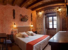 Hotel Rural La Enhorcadora, Portillo (рядом с городом Megeces)