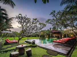 Bliss Ubud Spa Resort
