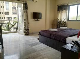 """""""Parsik Hill Serviced Apartments"""""""
