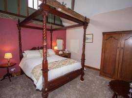The Potton Nest Bed and Breakfast, Potton (рядом с городом Сэнди)
