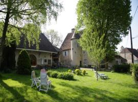 Le Détour, Buffard (рядом с городом Port-Lesney)