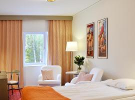 Ariston Hotell, Lidingö