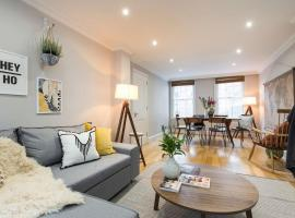 Chic 2 Bed House in Marylebone