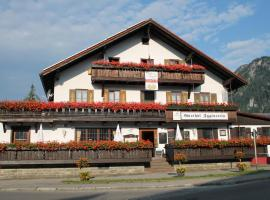 Gasthof Aggenstein, Pfronten