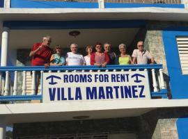 Hostal Villa Martinez