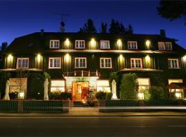 Hotel Grüne Tanne Mandelholz, Elend (Drei Annen Hohne yakınında)