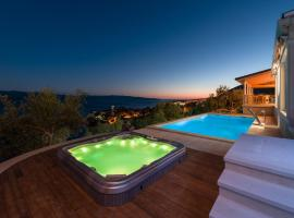 Villa Sapore di Sale with Pool
