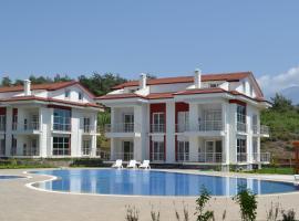 Foca Park Apartments, Fethiye