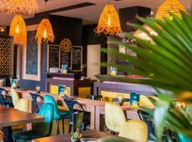 Le Safari Hotel Restaurant