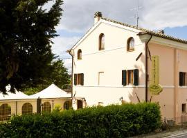 B&B Montechiaro, Mogliano (San Pietro yakınında)