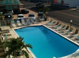Surfside Motel - Seaside Heights, 시사이드하이츠