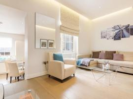 Bright 2bed sleeps 6 by Fulham Bdway