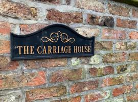 Apartment One, The Carriage House, York