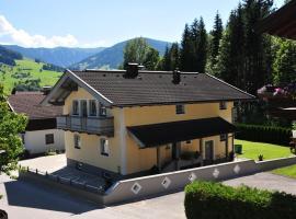 Haus Seiwald, Leogang