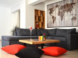 Athens metro apartment