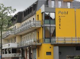 Hotel Pohl, Kinheim (Lösnich yakınında)