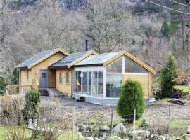 Four-Bedroom Holiday Home in Flekkefjord