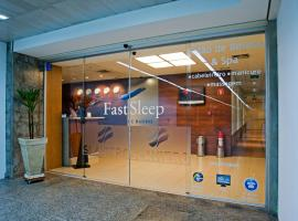 FAST SLEEP Guarulhos by Slaviero Hotéis