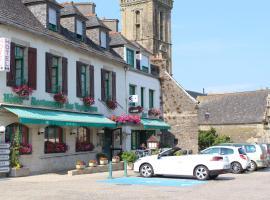 Les Voyageurs, Sizun (рядом с городом Locmélar)