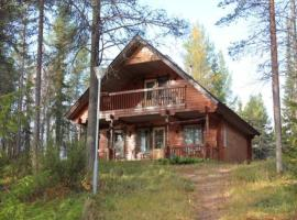 Holiday Home Hillakumpu