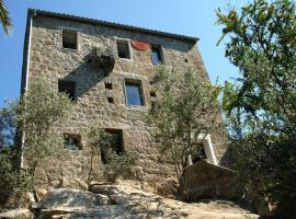 Casa Giacometti, Grosseto-Prugna (рядом с городом Campo)