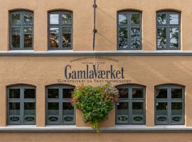 GamlaVaerket Hotel