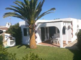 Villa 4 pax con jardin y piscina cerca de las calas