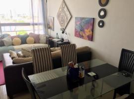 Comodo y Practico Apartamento