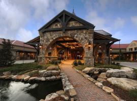 Lanier Islands Legacy Lodge, Buford