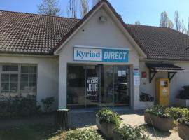 Kyriad Direct Metz Nord – Woippy