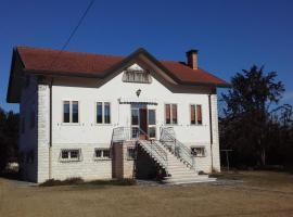 Villa Le coccinelle