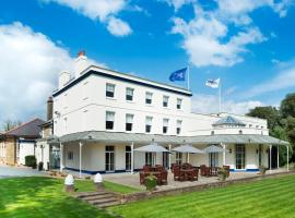 Stifford Hall Hotel Thurrock, Grays Thurrock (рядом с городом Aveley)