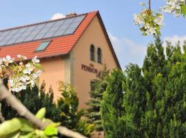 Pension Marlis, Reichenberg (Moritzburg yakınında)