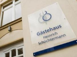 Gästehaus Heinrich Schüchtermann, Bad Rothenfelde