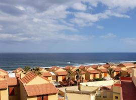 Duplex with great sea views in Medano